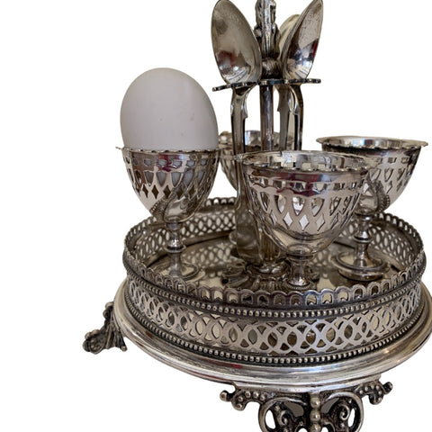 Breakfast Egg Server