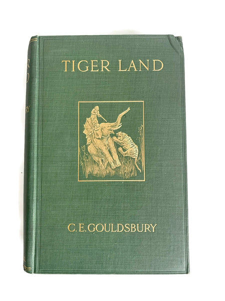 Tiger Land, copyright 1913