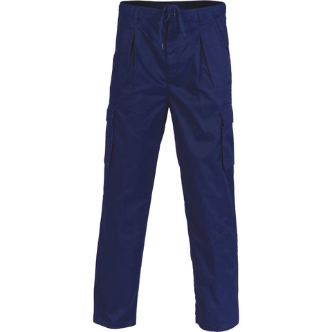 "Polyester Cotton ""3 in 1"" Cargo Pants 1504 DNC"