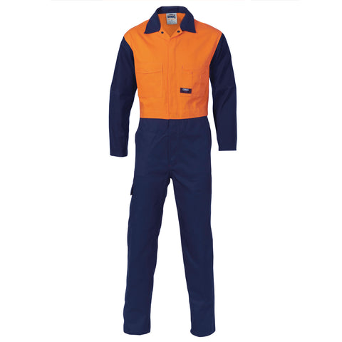Patron Saint® Flame Retardant Two Tone Drill Overall DNC 3425