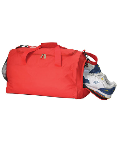 B2000 - Basic Sports Bag with Shoe Pocket Winning Spirit