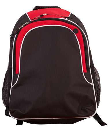 B5020 - Sports / Travel Winner Backpack Winning Spirit