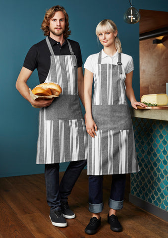 BA75 - Unisex Salt Bib Apron  Biz Collection