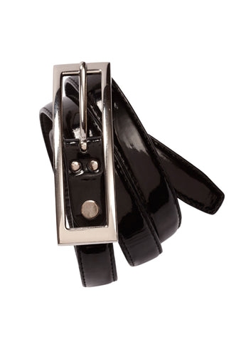BB10920 - Ladies Semi-Patent Belt Biz Collection