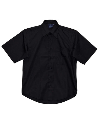 Men's Teflon Executive Short Sleeve Shirt BS08S
