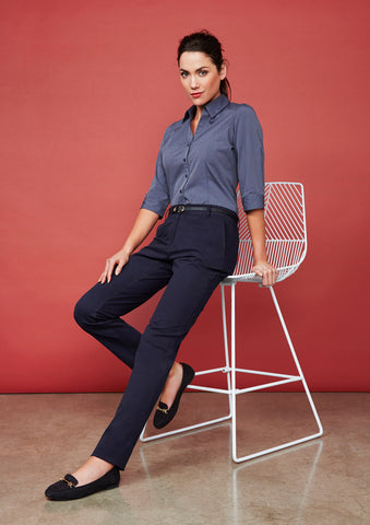 BS724L - Ladies Lawson Chino Pant Biz Collection