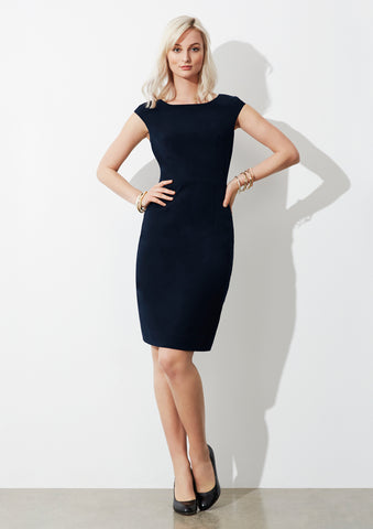 BS730L - Ladies Audrey Dress Biz Collection