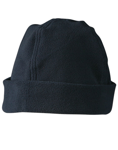 CH27 - Polar Fleece Beanie Winning Spirit