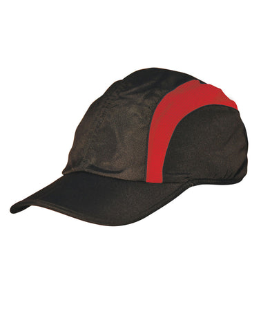 CH47 - Polyester Rip Stop Foldable Cap Winning Spirit