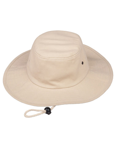 CH66 - Heavy Brushed Cotton Surf Hat Winning Spirit