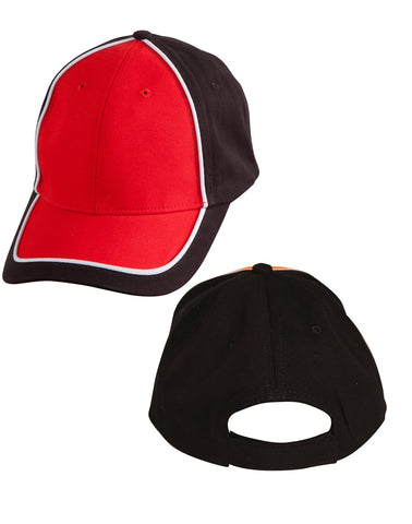 CH78 - Arena Two Tone Cap Winning Spirit