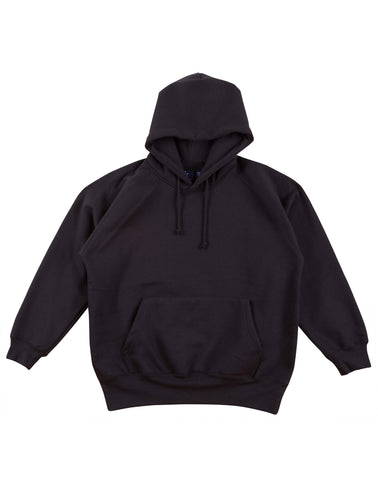 Kids Close Front Fleecy Hoodie FL07K