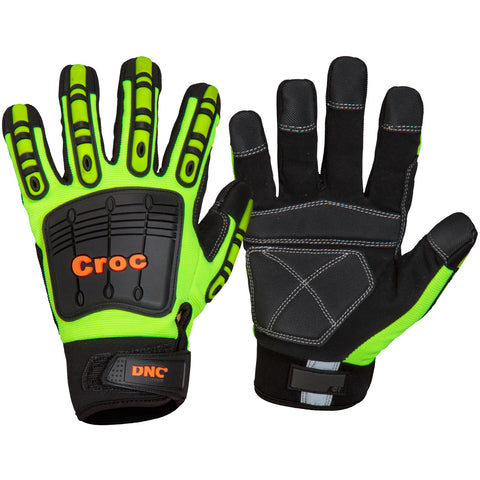 CROC DNC Work Safety Gloves GM12