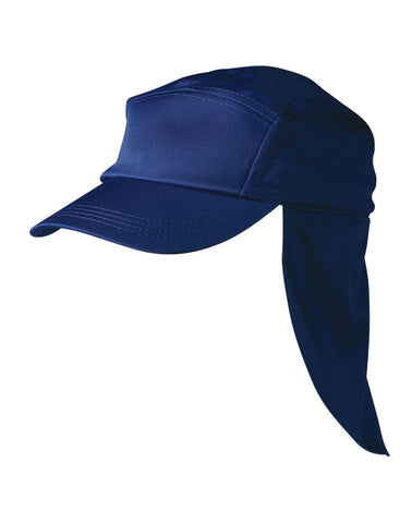 H1025 - Kids Poly Cotton Legionnaire Hat Winning Spirit