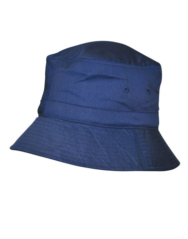 H1034 - Bucket Hat With Toggle Winning Spirit