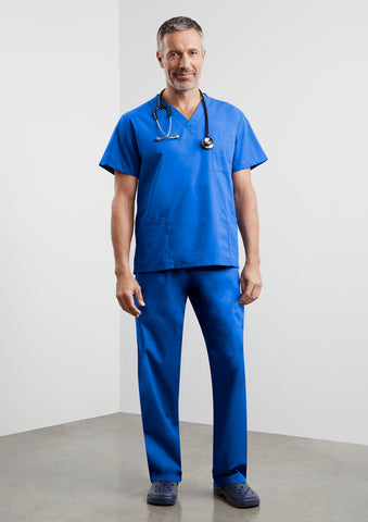 H10612 - Unisex Classic Scrubs Top Biz Collection