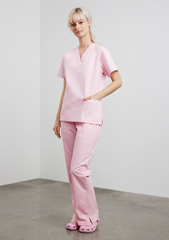 H10622 - Ladies Classic Scrubs Top Biz Collection