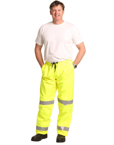 HP01A - High Visibility Safety Pants with 3M Reflective Tapes Winning Spirit