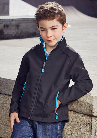 J307K - Kids Geneva Jacket Biz Collection