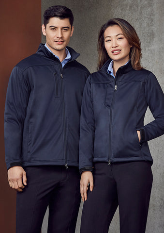 J3825 - Ladies Soft Shell Jacket Biz Collection