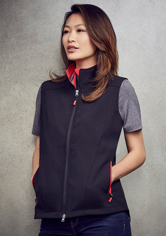 J404L - Ladies Geneva Vest Biz Collection