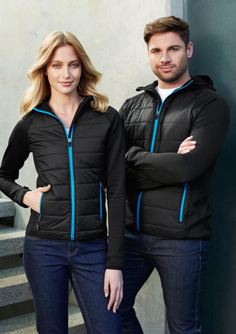 J515L - Ladies Stealth Tech Hoodie Biz Collection