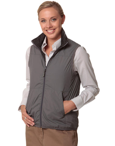 JK38 - Ladies Versatile Vest Winning Spirit