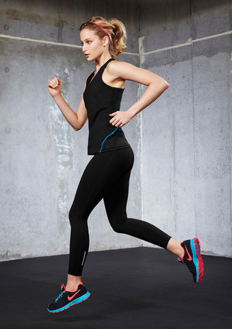 L514LL - Ladies Flex Full Leggings Biz Collection