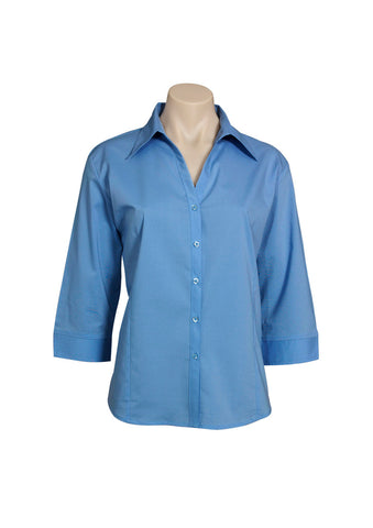 Ladies Metro 3/4 Sleeve Shirt LB7300