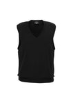 Ladies V-Neck Vest LV3504