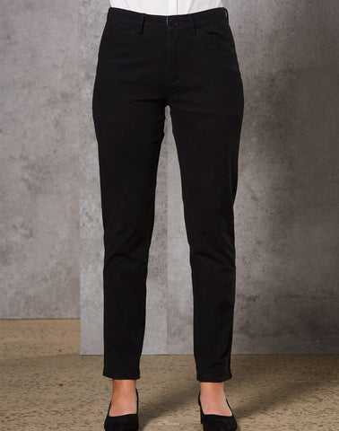 Ladies Boston Stretch Chino M9390