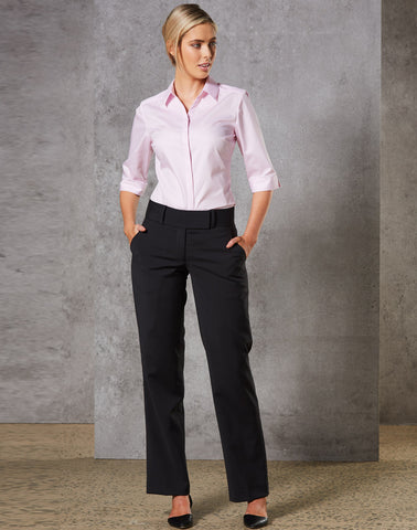 M9410 - Ladies Wool Stretch Low Rise Pants Benchmark