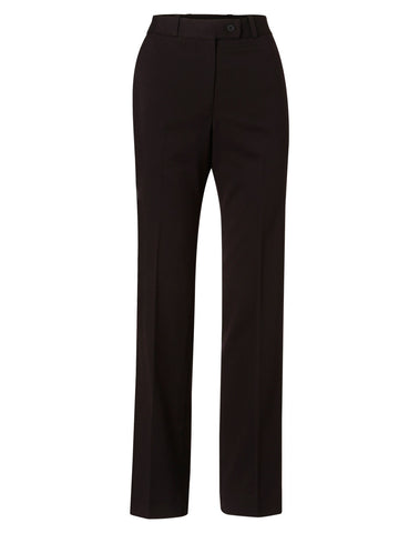 Ladies Poly/Viscose Stretch Flexi Waist Utility Pants M9440