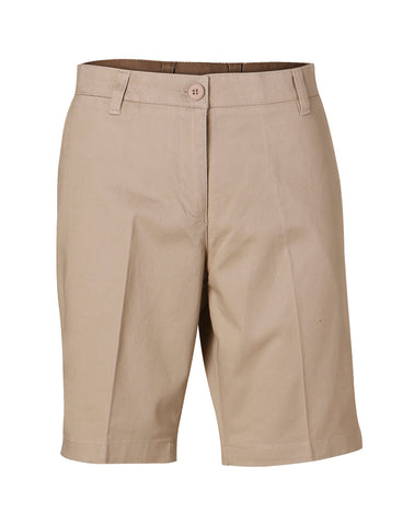 Ladies Chino Shorts M9461