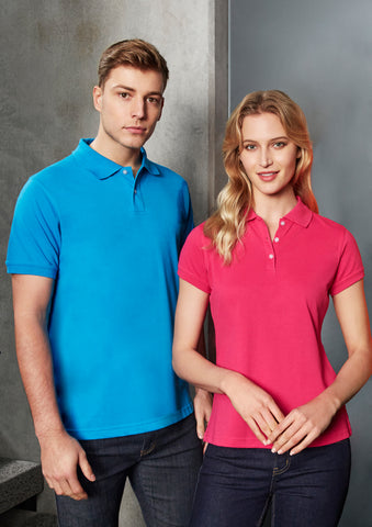 P2125 - Ladies Neon Polo Biz Collection