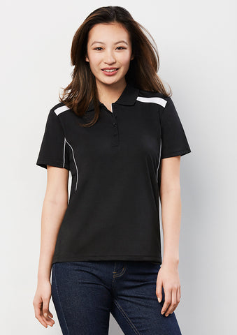 P244LS - Ladies United Short Sleeve Polo Biz Collection