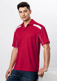 P244MS - Mens United Short Sleeve Polo Biz Collection