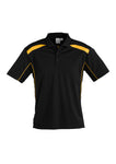 Mens United Short Sleeve Polo P244MS