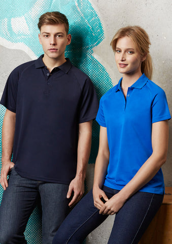 P300MS - Mens Sprint Polo Biz Collection