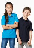 P400KS - Kids Crew Polo Biz Collection