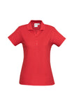 Ladies Crew Polo P400LS