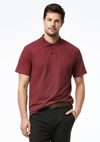 P400MS - Mens Crew Polo Biz Collection