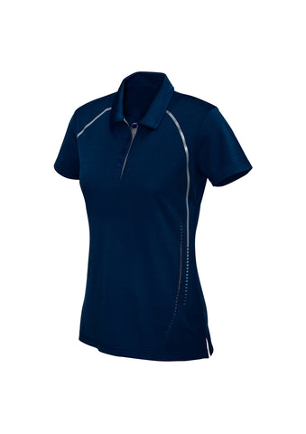 Ladies Cyber Polo P604LS