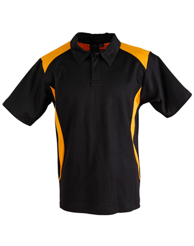 Kids TrueDry Contrast Short Sleeve Polo PS31K