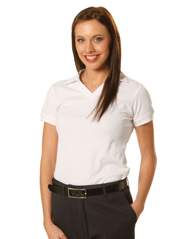 PS34A - Ladies TrueDry® Short Sleeve Polo (New size specs for PS34.) Winning Spirit