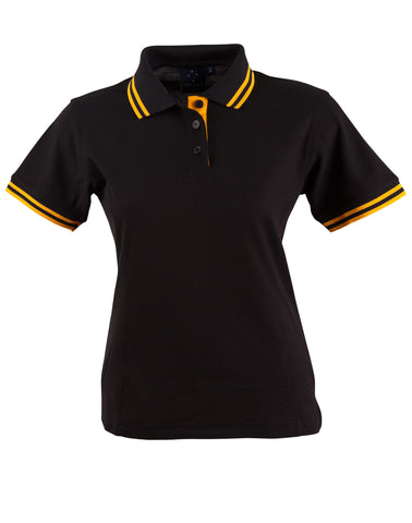Ladies TrueDry Pique Short Sleeve Polo PS66