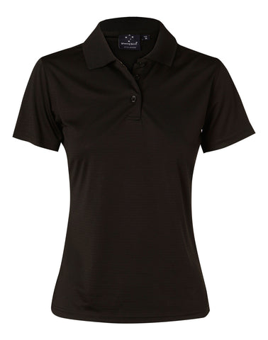 Ladies CoolDry Textured Polo PS76