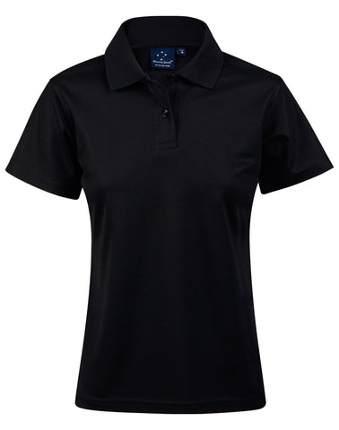 Ladies CoolDry Polyester Piqu Polo PS82
