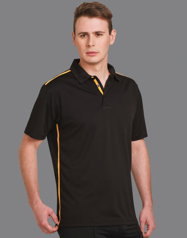 PS83 - Men's RapidCool Short Sleeve Contrast Polo Winning Spirit