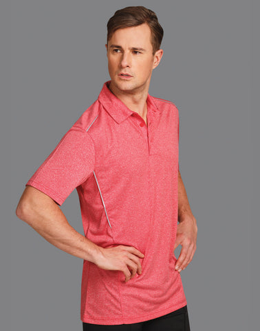 PS85 - Men's RapidCool Cationic Short Sleeve Polo Winning Spirit